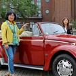 Wolfsburg: Japan-Käfer aus Osaka rollt ins AutoMuseum an der Dieselstraße