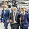 Bundespräsident Steinmeier besucht VW-Werk in Zwickau
