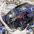 Kurzarbeit bei Volkswagen: In Wolfsburg wird bis Ende Juni nur noch in Golf-Frühschicht gearbeitet