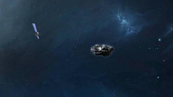 Gefährliche Brocken aus dem All: Esa und Nasa planen, Asteroiden zu beschießen