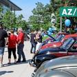 Wolfsburg: Käfer-Treffen lockte viele Besucher in die Autostadt