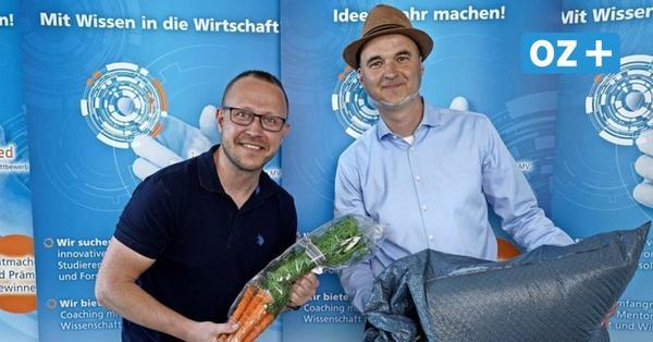 Bad Doberan: So wollen ein Erfinder und ein Werbefachmann die Welt verändern