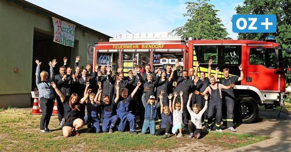 Nach mehr als 90 Jahren: Feuerwehr Westenbrügge bekommt erstes neues Fahrzeug
