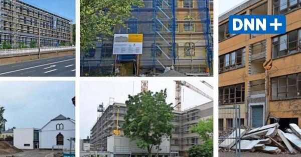 Schulbau in Dresden vs. Materialmangel: Fünf Beispiele