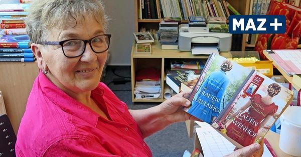Falkenrehde: Die ehrenamtliche Bücherfrau