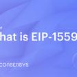Que es el EIP-1559?