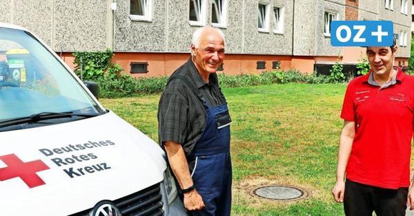 Obdachlos in Stralsund: Vom Camp im Stadtwald zurück in die eigene Wohnung