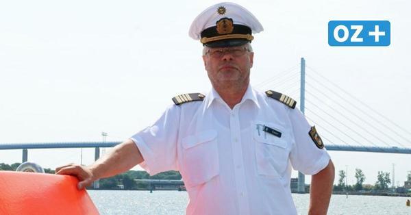 Stralsunder Wasserschutzpolizist in Ruhestand: 39 Jahre für die Sicherheit auf dem Wasser