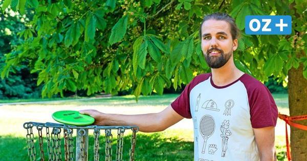 Trendsportart Discgolf immer beliebter: Neuer Parcours in Rostock geplant