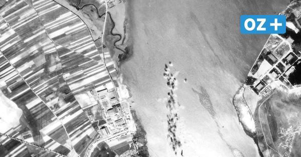 Eigentlich nur Gelegenheitsziel: Vom Bombenabwurf über Ribnitz 1943