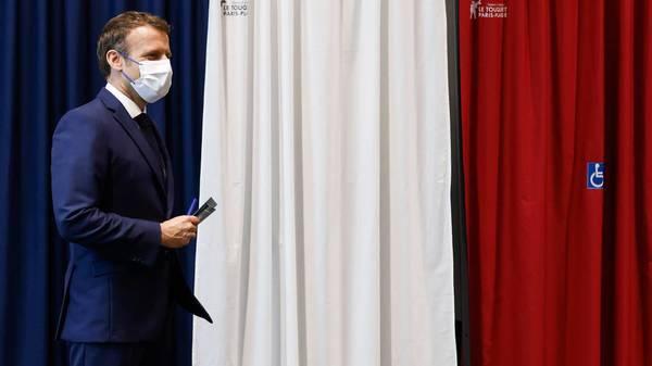 Emmanuel Macron und der lange Schatten der Präsidentschaftswahl