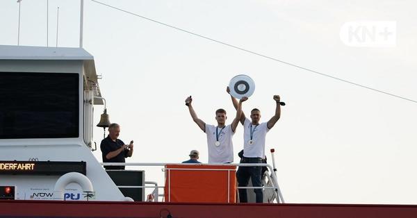 So feierte der THW Kiel seine 22. Handball-Meisterschaft
