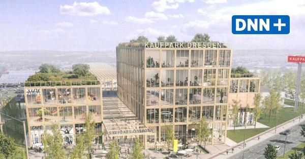 Kaufpark Nickern in Dresden: Wann beginnt der Abriss?