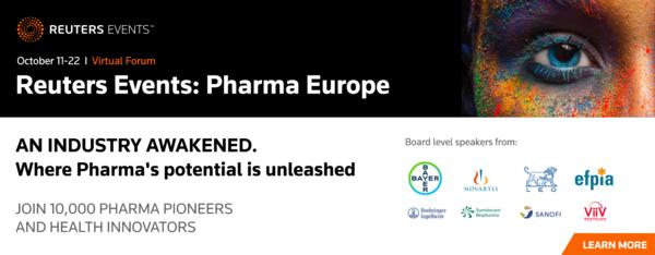 Reuters Events: Pharma Europe