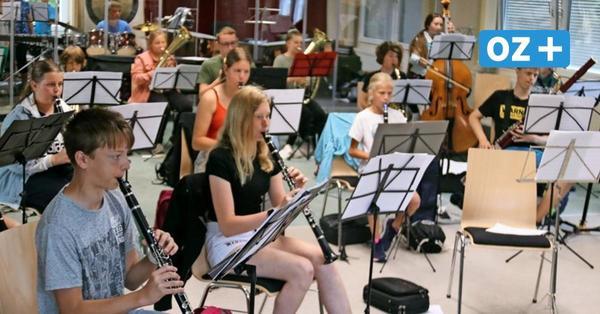 Grimmen: Talentierte Musiker geben am Freitag ein Konzert