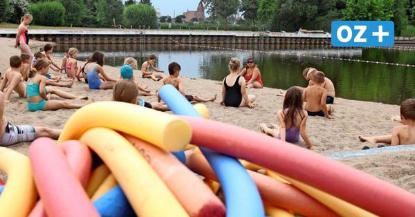 Schwimmkurse in Grimmen: So viele Teilnehmer gab es noch nie