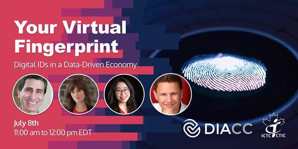 You're Invited to a Virtual Panel Discussion on Digital IDs and the Digital Data-Driven Economy