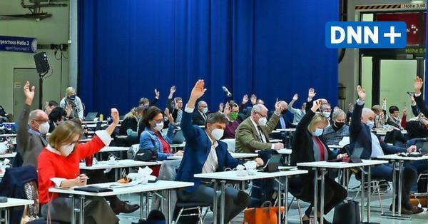 Im August 2022 wählt der Stadtrat Dresden neue Bürgermeister