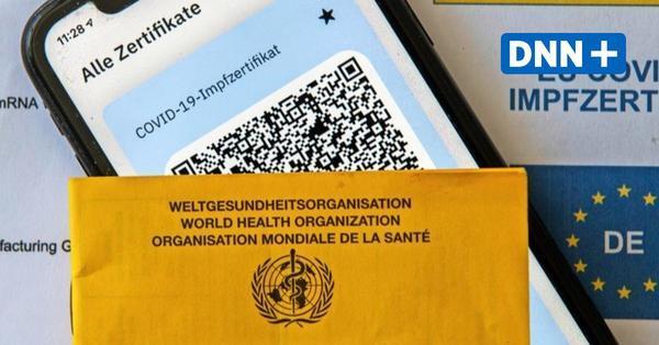 Impfzentrum Dresden: Weiter Probleme mit dem digitalen Impfpass