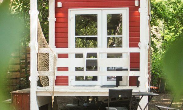 Erstes Tiny House Hotel in Nordrhein-Westfalen eröffnet