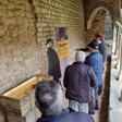 La Col•legiata de Santa Maria de Mur, al Pallars Jussà, acull l'exposició 'Mur al descobert'