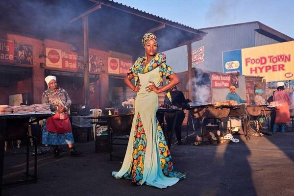 PRIDE PHOTO AWARD 2020 – #BLACKDRAGMAGIC by Lee-Ann Olwage