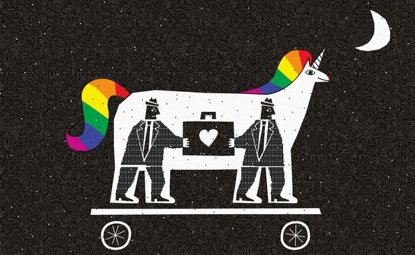 Más allá del arcoiris: empresas y derechos humanos de la comunidad LGBT+ - Agencia Presentes