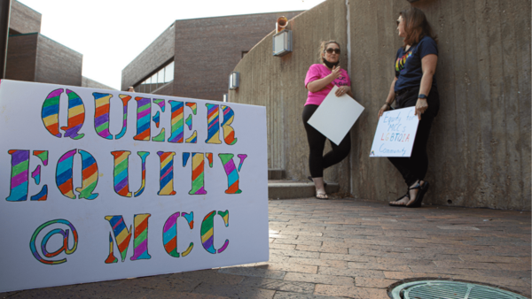 Why MCC students and employees are concerned about its relationship policy