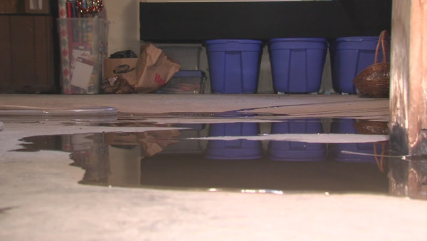 Flooding causing frustrations at home, on roads across Kansas City metro