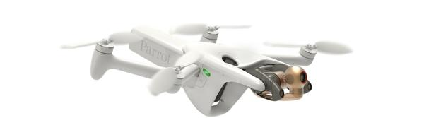 It's a parrot, it's a drone... it's the Anafi Ai