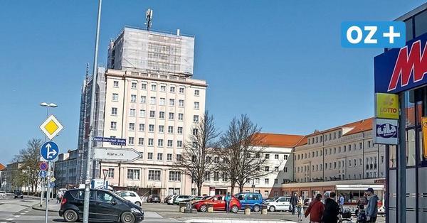 Wismar: Parkverbot am Platz des Friedens – das sind die Gründe
