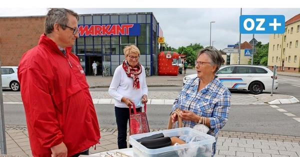 Mehr als 8000 Stück in zehn Jahren: Wismarer sammelt gebrauchte Brillen für Bedürftige