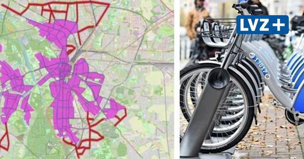 Nextbike schränkt Fahrradverleih in weiteren Teilen Leipzigs ein