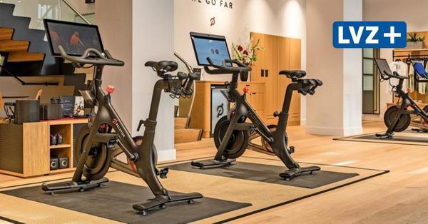 US-Fitness-Riese Peloton eröffnet großes Geschäft in Leipzig