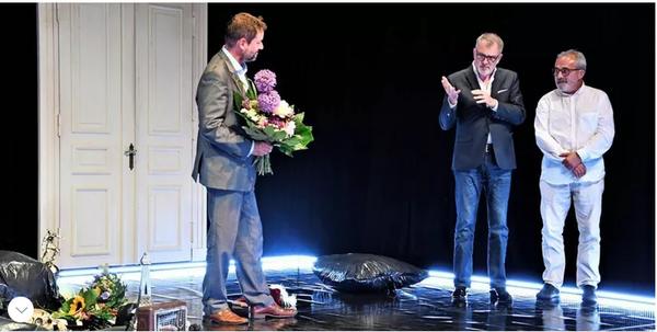 Das hat Theaterintendant Dirk Löschner für Vorpommern geleistet