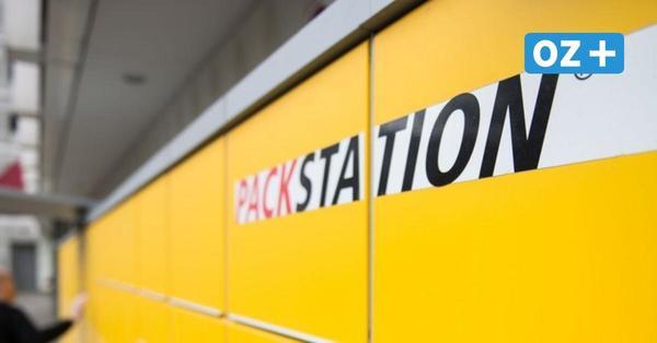 Mann versucht Packstation in Greifswald aufzubrechen – und wird erwischt