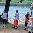 Stechow-Ferchesar: Rettungseinsatz - zwei Jungs auf Semliner See vermisst
