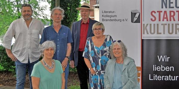 Lehnin: Literaturkollegium Brandenburg lädt zum Wochenende der Literatur
