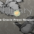 The Gracie Press Newsletter - The Living Library | Revue