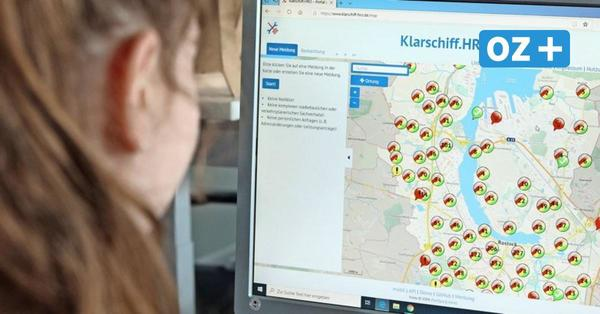 Ribnitz-Damgarten: Digitaler Mängel-Melder soll 2022 kommen