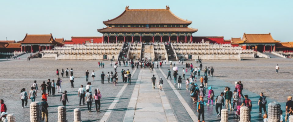 Imperial Palaces of the Ming and Qing Dynasties in Beijing and Shenyang (China), UNESCO World Heritage Site since 1987 (Photo, by @linglivestolaugh, www.unsplash.com)