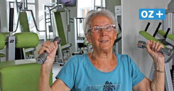 """Sassnitz: Mit 87 ins Fitnessstudio – Senioren entdecken """"Muckibuden"""" für sich"""