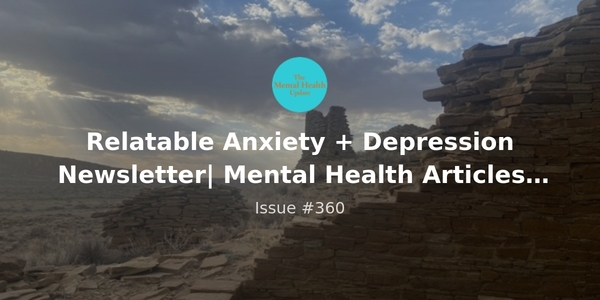This Place Changed My Mental Health | Revue