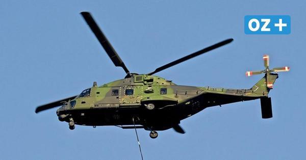 """Militärübung """"Black Star"""": Das macht die Bundeswehr derzeit am Flugplatz bei Neubrandenburg"""