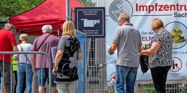 Ab Freitag: Impfen ohne Termin in Sachsen möglich
