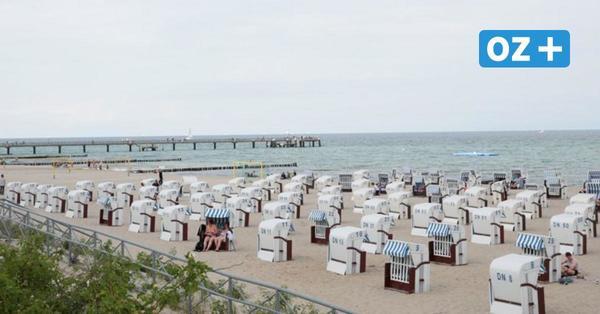 Parken, Imbiss, Strandkorb: Alle Infos für einen Strandaufenthalt in Kühlungsborn