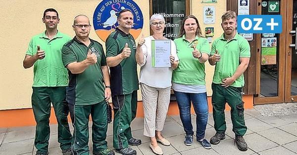 Campingplatz in Karlshagen wieder mit fünf Sternen ausgezeichnet
