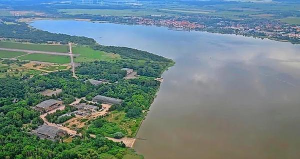 Der ehemalige Militärflugplatz Pütnitz. Quelle: Olaf Hackethal