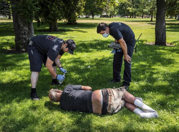 Historic Northwest heat wave may have killed hundreds