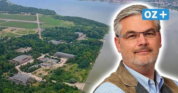 """Center Parcs-Chef zu Pütnitz: """"Wir wollen einen CO2-neutralen Ferienpark bauen"""""""